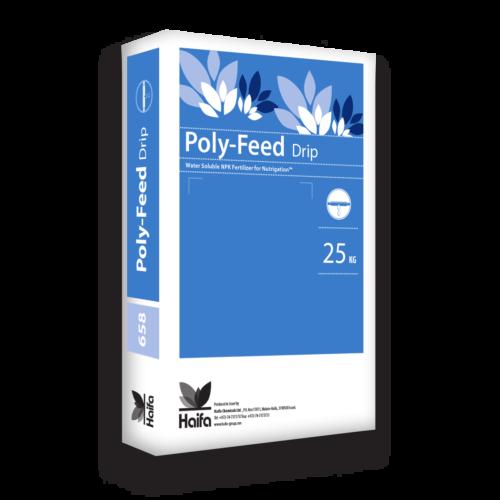 Poly-Feed Drip 12-5-40+2MgO+ME