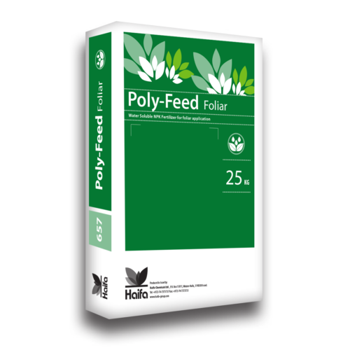 Poly-Feed Foliar 21-21-21+ME