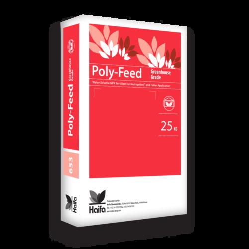 Poly-Feed Drip 15-7-30+2MgO+ME